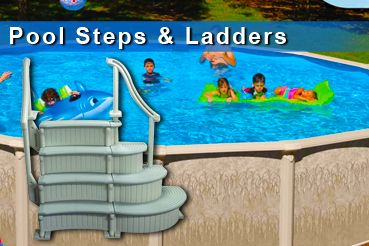 Pool Steps and Ladders From $64