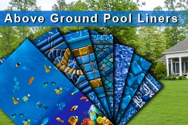 Above Ground Pool Liners From $86
