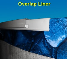 Overlap Pool Liners