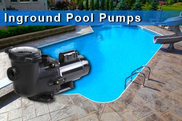 Inground Pool Pumps From $262